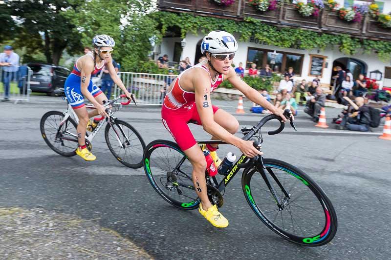 Österreichs Mixed Staffel bei der ITU World Triathlon Series auf Rang 14 1