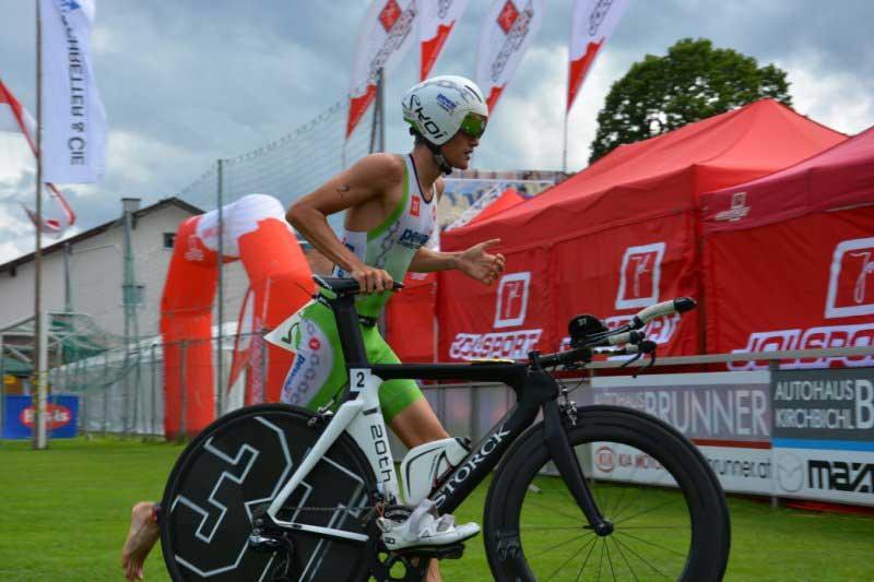 Spannung garantiert beim 33. Triathlon Kirchbichl 2