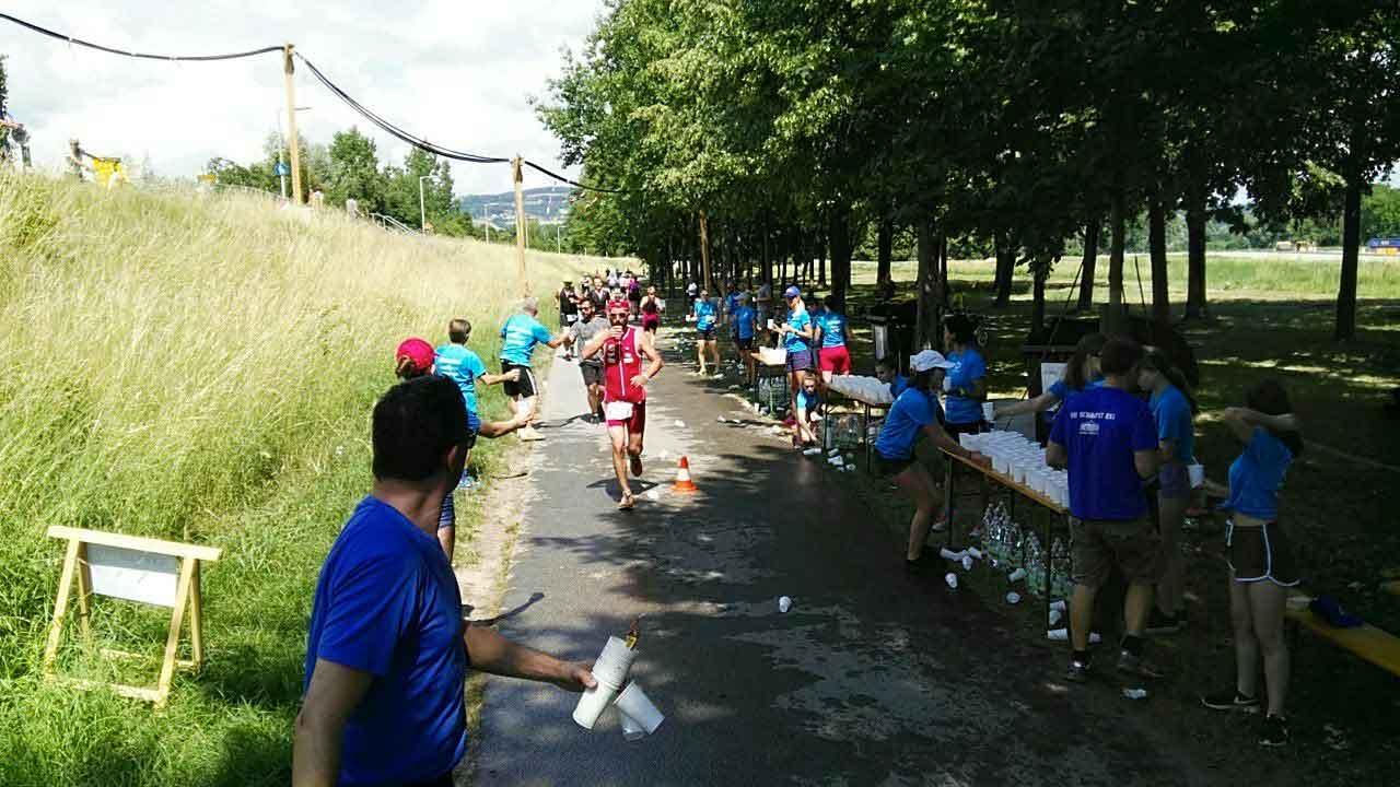Tolle Stimmung beim Linz Triathlon | Foto: Trirun