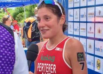 Lisa Perterer siegt beim World Cup Bewerb in Cagliari (Italien)
