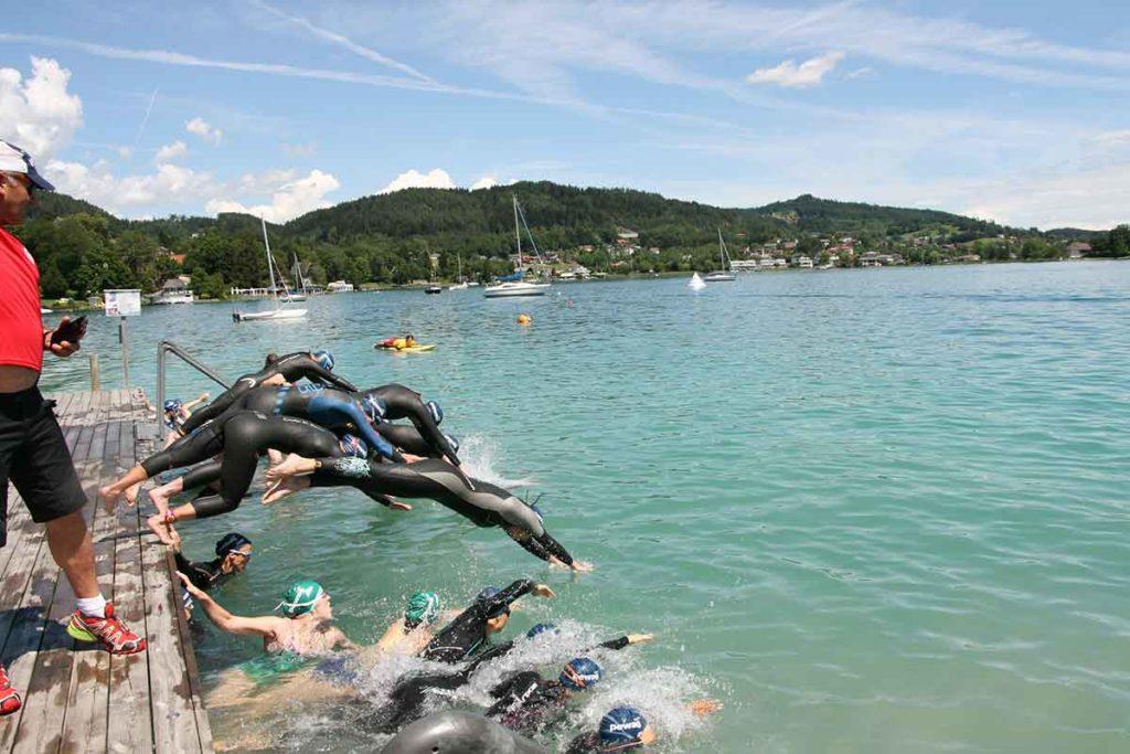 Wörthersee-Triathlon übersiedelt nach Klagenfurt 1