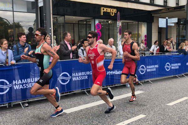 ITU World Triathlon Series in Hamburg 2020 bestätigt 2