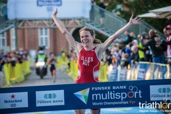 Illes neue Duathlon Weltmeisterin 2