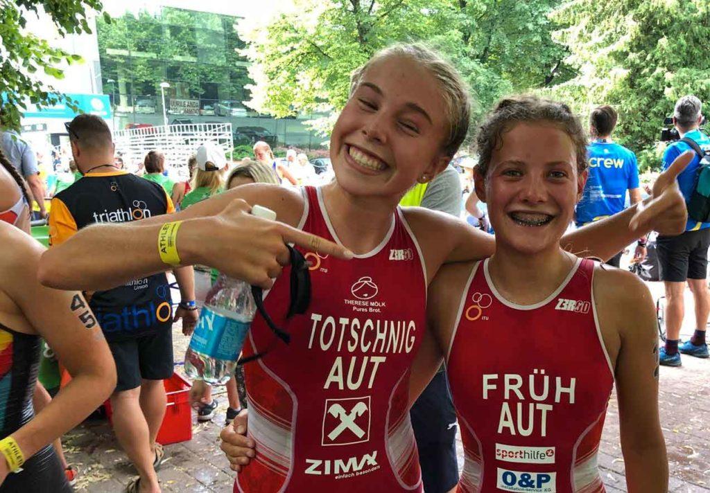 Magdalena Früh holt Junioren Vizeeuropameistertitel 1