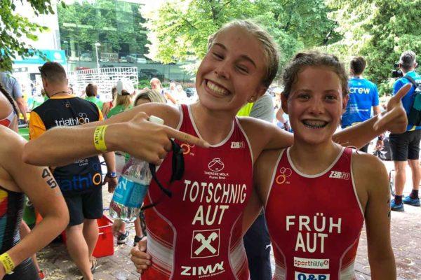 Magdalena Früh holt Junioren Vizeeuropameistertitel 2