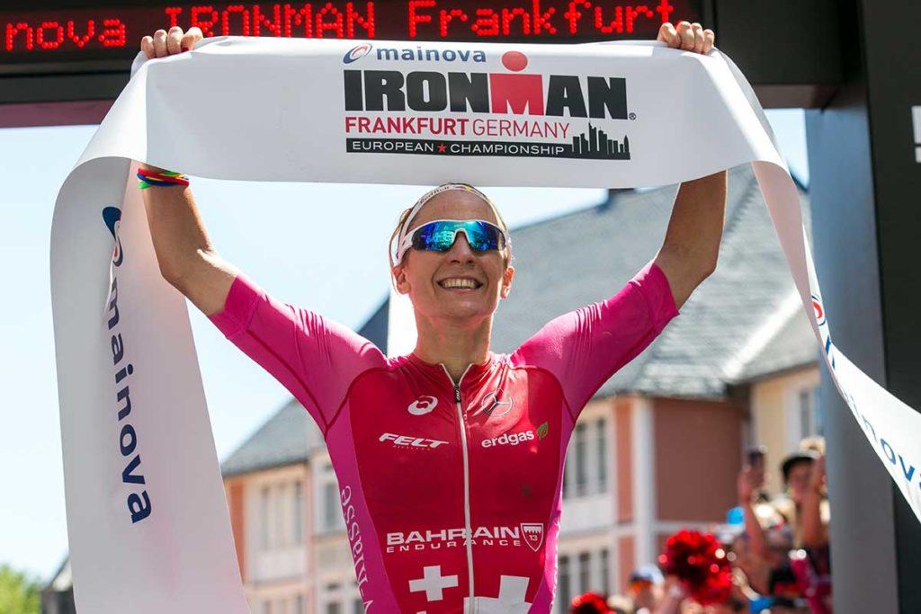 Daniela Ryf startet bei IRONMAN Austria 1