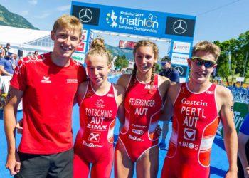 Österreichs Junioren freuen sich auf eine Heim-Europameisteschaft 2019 | Foto: Steiger