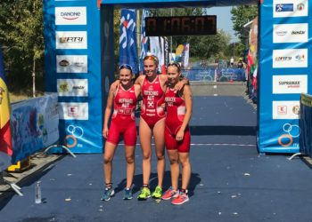 ÖTRV Triple-Sieg im Junioren-Europacup 3