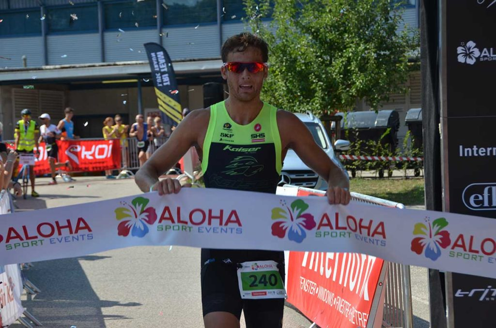Video: Die Highlights des ALOHA TRI Traun 1