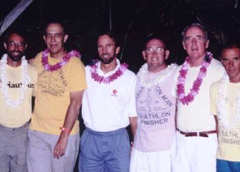 Bilder des IRONMAN Hawaii 1978 3