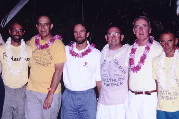 Bilder des IRONMAN Hawaii 1978 4