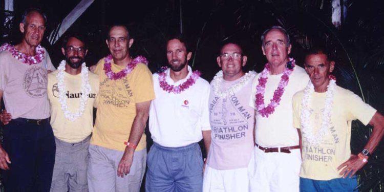 Bilder des IRONMAN Hawaii 1978 1