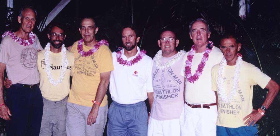Bilder des IRONMAN Hawaii 1978 6