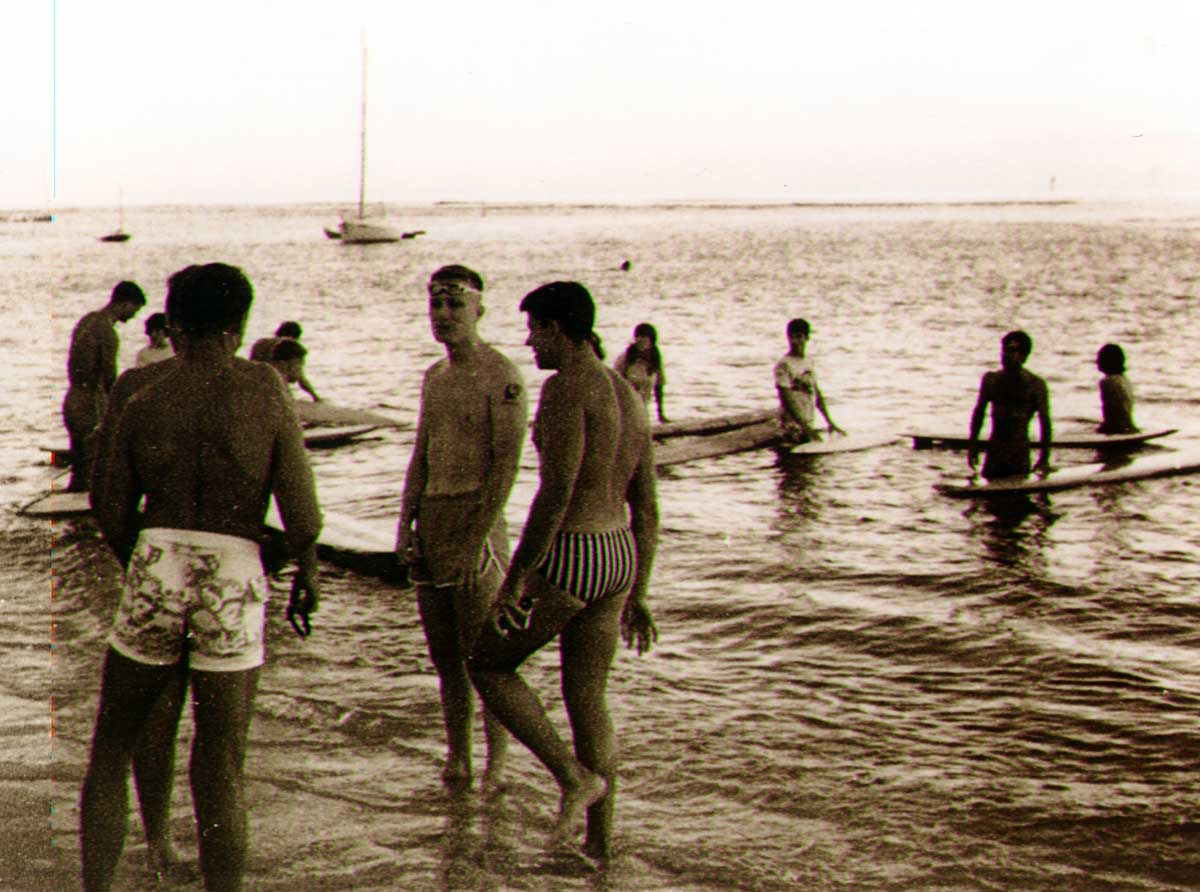 Bilder des IRONMAN Hawaii 1978 5