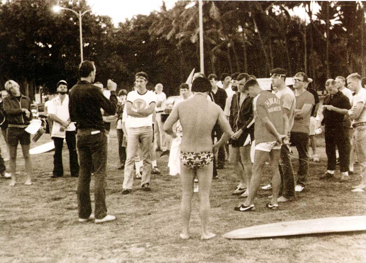 Bilder des IRONMAN Hawaii 1978 2