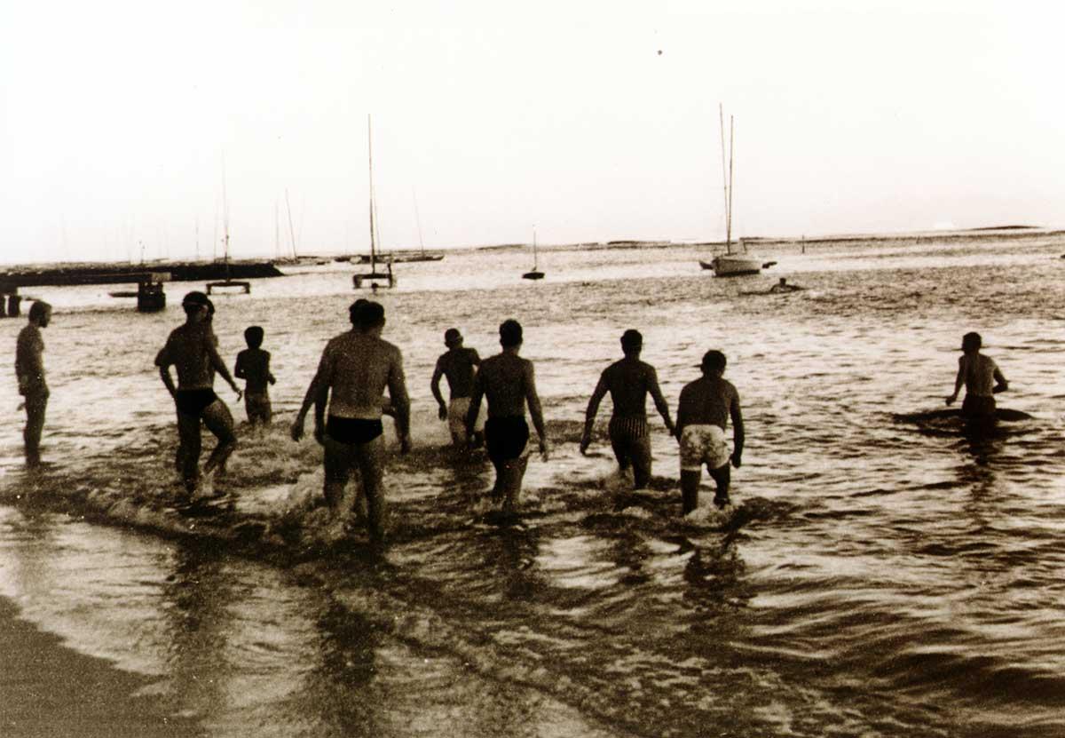 Bilder des IRONMAN Hawaii 1978 3
