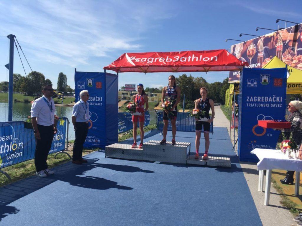 Lena Baumgartner holt Jugend-EC Silbermedaille 1