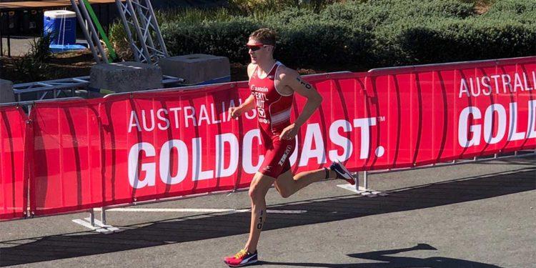 Lukas Pertl beim Grand Final 2018