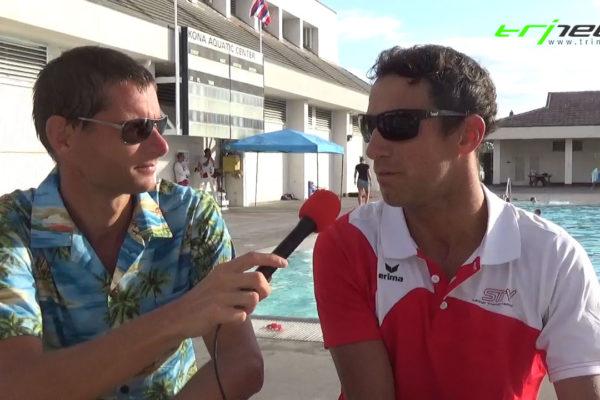 trinews KonaTV: Daniel Grabner qualifizierte sich beim IRONMAN Lanzarote 7