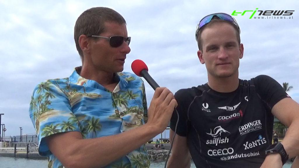 trinews KonaTV: Der Steirer Florian Kandutsch im Interview 1