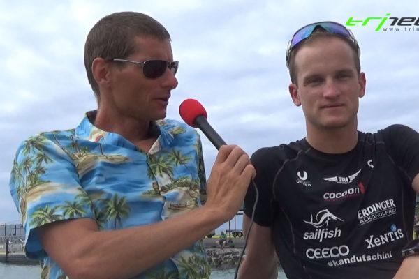 trinews KonaTV: Der Steirer Florian Kandutsch im Interview 8