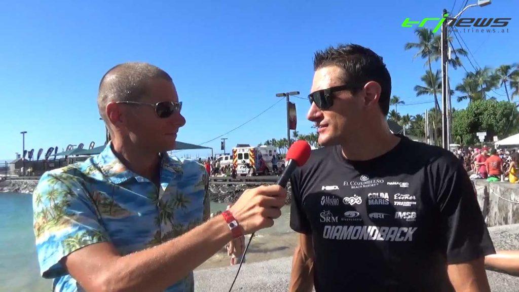 trinews KonaTV: Michi Weiss und die Frage nach dem Radstreckenrekord 1