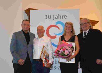 Feier anlässlich des 30jährigen Bestehen des Triathlonvereins Kitzbühel.