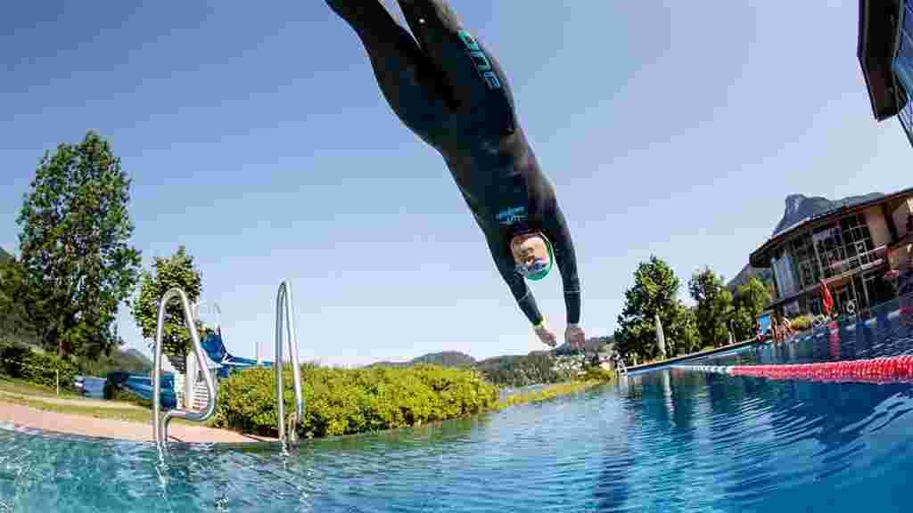 Das Triathlon-Hotel Mohrenwirt in Salzburg | Foto: Mohrenwirt