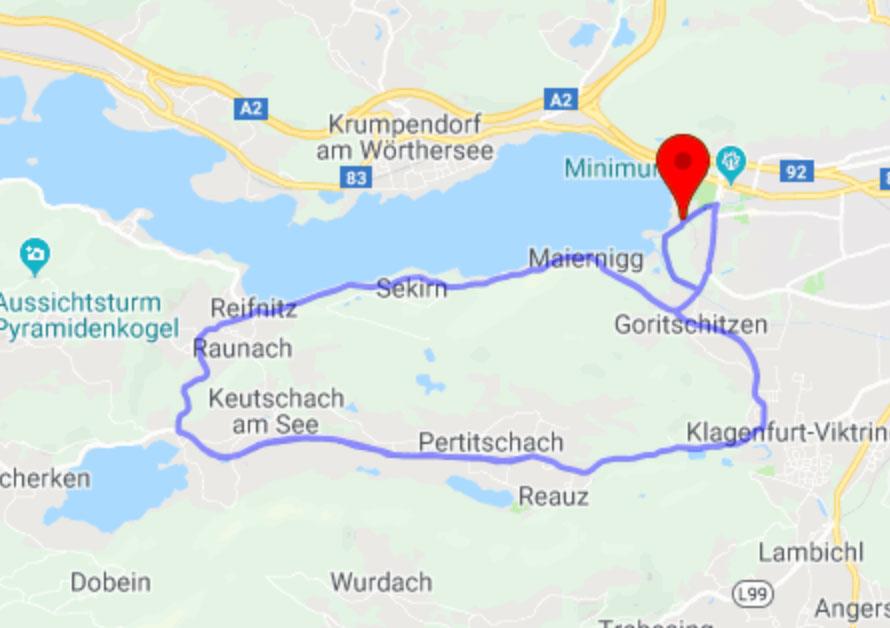 Wörthersee-Triathlon übersiedelt nach Klagenfurt 2