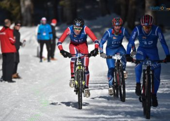 Wintertriathlon Staatsmeisterschaften 2021 starten in Kärnten 2