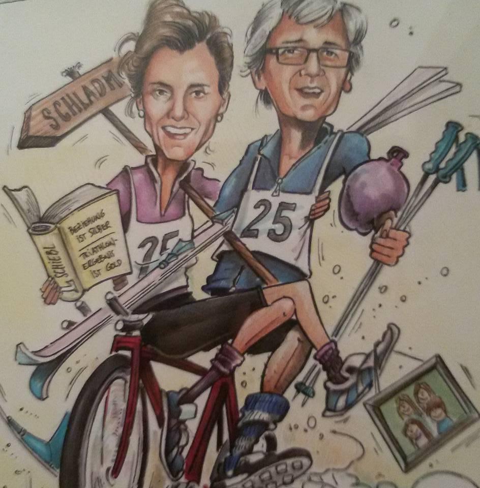 Elke Schiebl bloggt: Wozu eigentlich Triathlon? 1