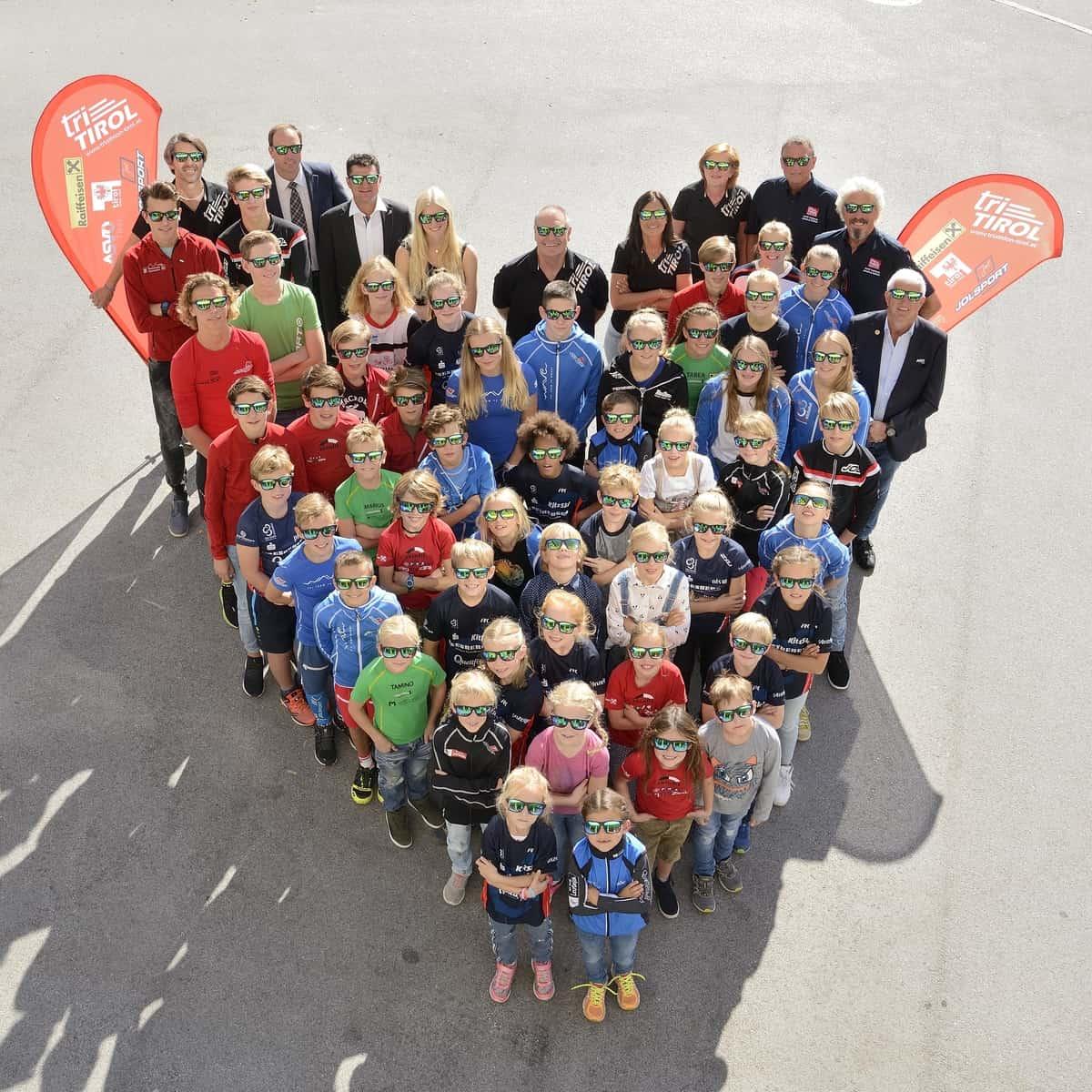 24 Jahre Kinder Triathlon Zug 1