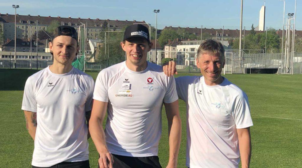 Schwimm-Olympiateilnehmer bei Linz Triathlon auf Rekordjagd 1