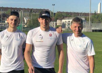 Olympiateilnehmer David Brandl wird beim Linz Triathlon in der Staffel an den Start gehen. | Foto: Physiozentrum Linz