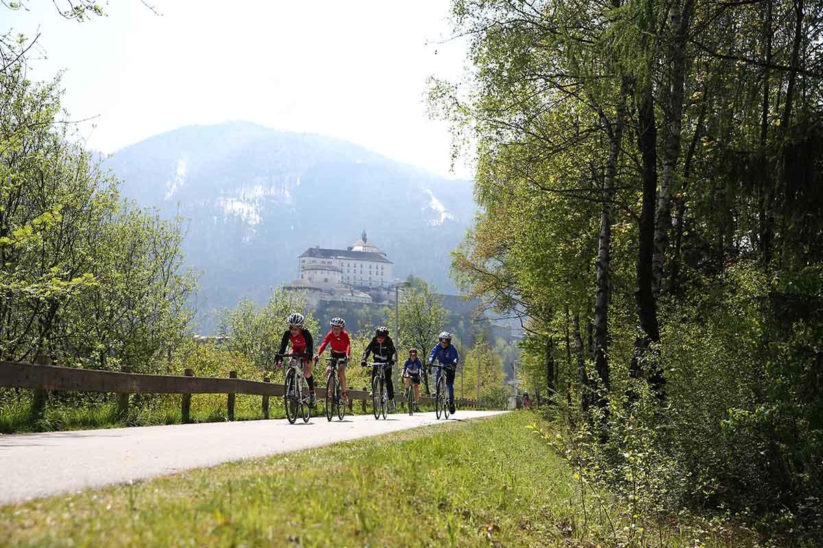 TRI-X-Sprint- und Nachwuchstriathlon in Kufstein