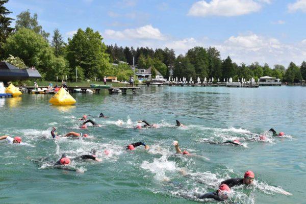 Der Klopeinersee wird zur Schwimmarena 4