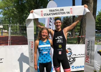 Magdalena Früh und Tjebbe Kaindl gewinnen die Österreichischen Staatsmeisterschaften im Sprint 2019