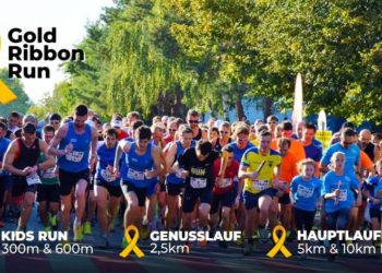 Gold Ribbon Run
