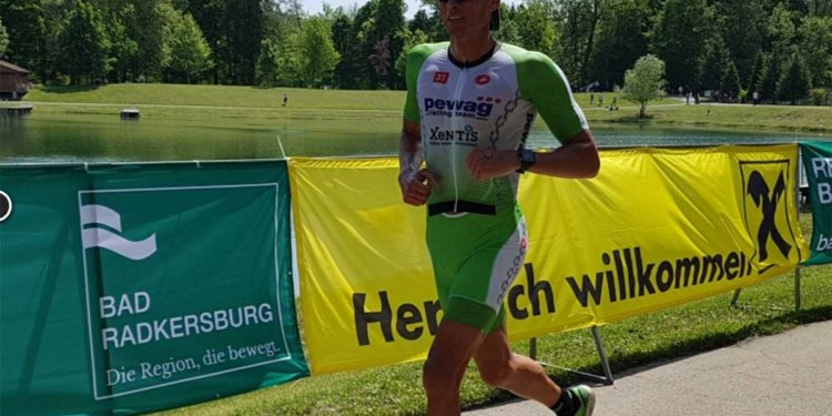 Austrian 1/2 Triathlon am Röcksee