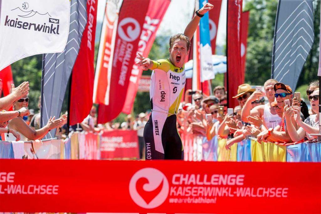 Maurice Clavel gewinnt die Challenge Walchsee 2019