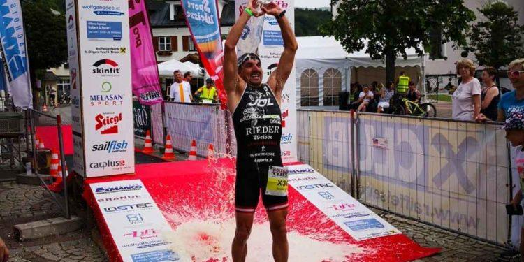 Gerald Will gewinnt die Wolfgangsee Challenge 2019
