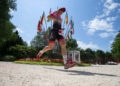 KLAGENFURT, AUSTRIA - JULY 07:  Daniela Ryf of Switzerland competes in the run section at Ironman Austria on July 7, 2019 in Klagenfurt, Austria. (Photo by Nigel Roddis/Getty Images for IRONMAN)