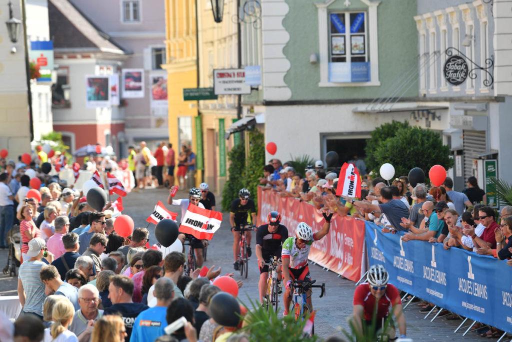 IRONMAN Austria: Die besten Bilder der Radstrecke 1