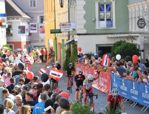 IRONMAN Austria: Die besten Bilder der Radstrecke