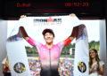 KLAGENFURT, AUSTRIA - JULY 07: Daniela Ryf of Switzerland wins the Ironman Austria on July 07, 2019 in Klagenfurt, Austria. (Photo by Sebastian Widmann/Getty Images for IRONMAN)