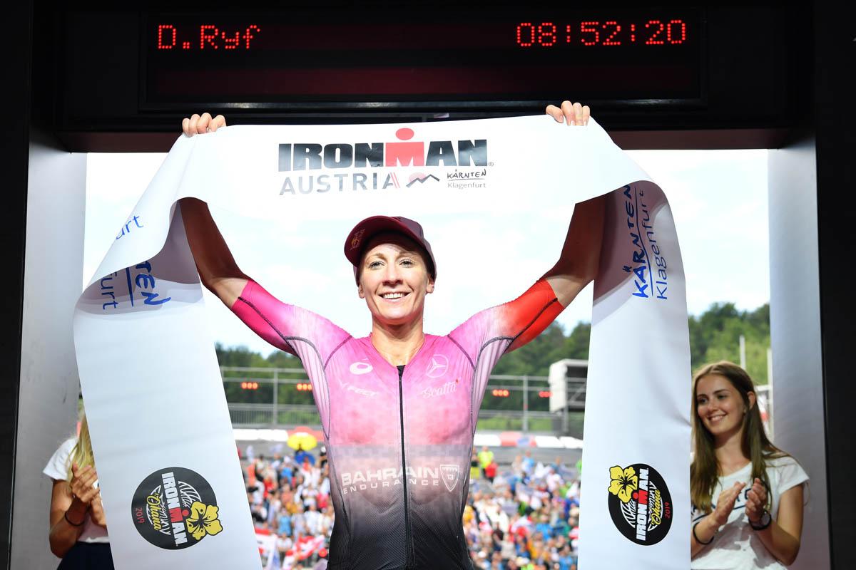 Frauenpower: IRONMAN Austria 2021 reines Frauen-Profirennen 1