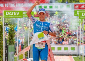 Andreas Dreitz gewinnt die Challenge Roth 2019