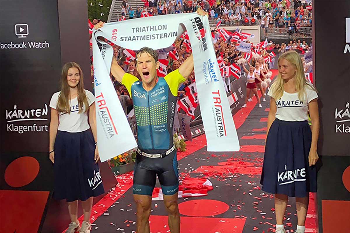 Paul Ruttmann gewinnt den Langdistanz Staatsmeistertitel 2019