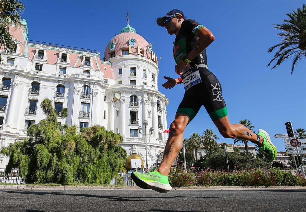Gustav Iden gewinnt die IRONMAN 70.3 World Championship 2019 | Foto: Getty Images