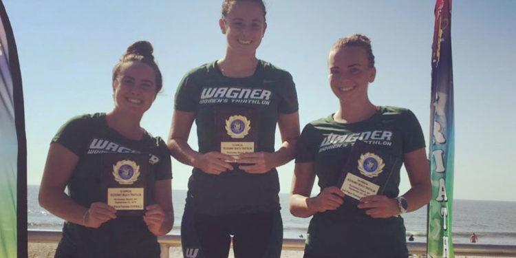 Katja Hufnagl gewinnt den NY Triathlon 2019